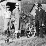 John, Calvin and Colonel Coolidge