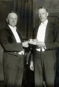 Coolidge and Lindbergh