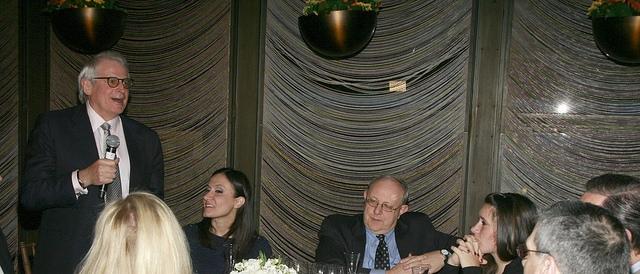 New York Gala Dinner