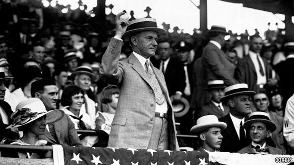 Tax Policy, Coolidge Style
