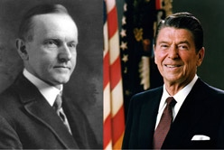 coolidge-reagan-bush-romney