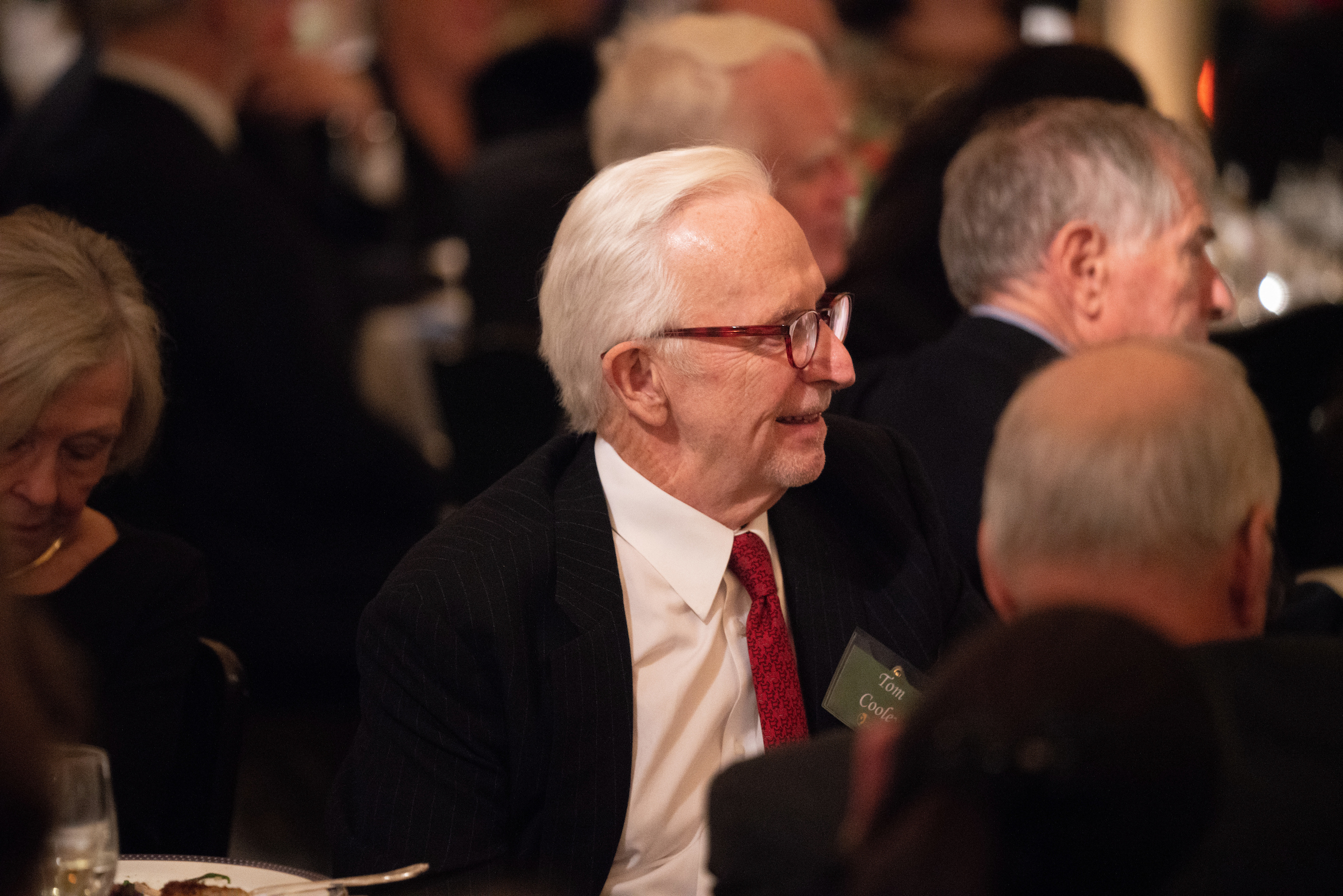 Coolidge Foundation Mourns Trustee Thomas F. Cooley